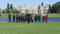 Essex Yeomanry Band at Audley End House, Essex, England.png