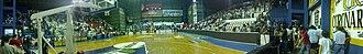 Quimsa - Panoramic view of Estadio Ciudad de Santiago del Estero