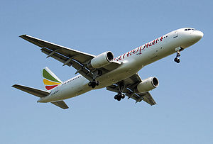 Ethiopian Airlines and Boeing fly needed medical equipment to hospital