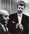 Eugene Ormandy and Van Cliburn, May Festival 1967.png