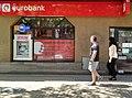 Eurobank w sześćdziesięcio tysiecznym Tomaszowie Mazowieckim, w województwie łódzkim.jpg