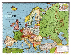 Interwar period - Europe, 1923