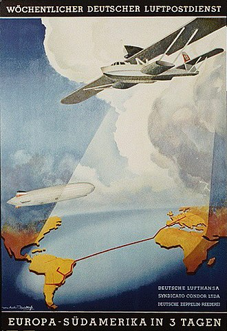 Airline - Europe to South America in 3 Days advertisement