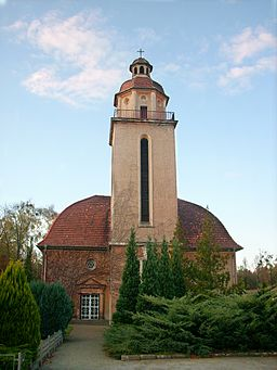 Evangelische Kirche Lauta Stadt