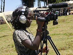 "Even if it is more common to say ""Camera Man"", a WOMAN is at work here.jpg"