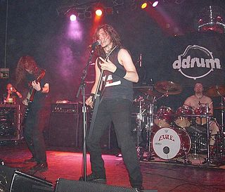 Evile British band