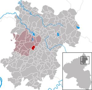 Ewighausen - Image: Ewighausen im Westerwaldkreis