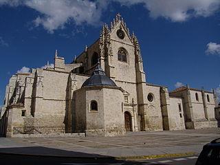 Exterior Catedral Palencia3.JPG