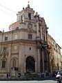 Exterior San Carlo alle Quattro Fontane. 04.JPG
