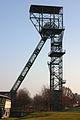 Fördergerüst ehemalige Zeche Friedrich-Thyssen 6, Industriedenkmal Duisburg, 2011.jpg
