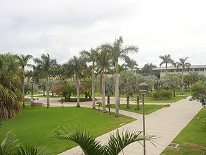 State University System of Florida - Image: FAU Alumni Plaza