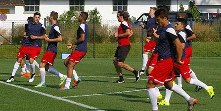 FC Liefering gegen Creighton University 38.JPG
