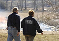 FEMA - 34177 - FEMA Community Relations worker speaks with a resident in Arkansas.jpg