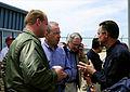 FEMA - 35657 - FEMA Administrator Paulison speaks with Iowa Governor Culver.jpg