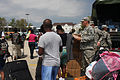 FEMA - 38023 - National Guard hands out supplies to people returning to New Orleans.jpg