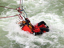 News | Firefighters learn the ropes through Swiftwater Rescue ...