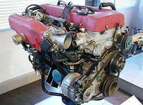 Nissan FJ engine - Wikipedia
