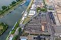 Fabrikhallen der ehemaligen Gasmotorenfabrik Deutz, Klöckner-Humboldt-Deutz, Westwaggon, Köln-Mülheim - Luftaufnahme-0894.jpg