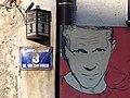 Facade with Steve McQueen Image - Krakow - Poland (9192951751).jpg