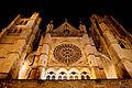 Fachada de la catedral de leon.jpg