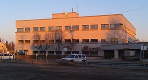 Fairbanks North Star Borough Administrative Center