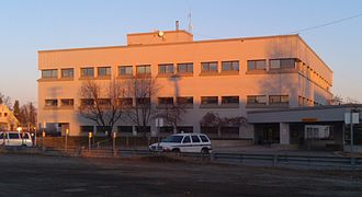 Fairbanks North Star Borough, Alaska - Image: Fairbanks North Star Borough Administrative Center