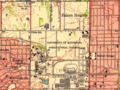 Falcon Heights, Minnesota, map (1951).png