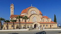 FamagustaDistrict 01-2017 img05 Deryneia All Saints Church.jpg