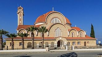Deryneia - All Saints Church, Deryneia