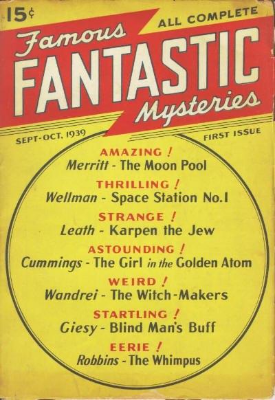 Famous fantastic mysteries 193909-10 v1 n1