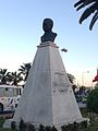 Farhat Hached bust in Sousse, Tunisia.jpg