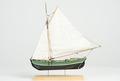 Fartygsmodell-Sandkil. 1980 - Sjöhistoriska museet - SM 24684.tif