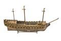 Fartygsmodell-WASA. ca 1778 - Sjöhistoriska museet - O 00014.tif