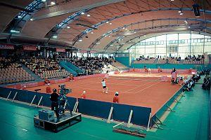 OK Nova KBM Branik - Ljudski vrt Sports Hall in 2011