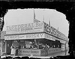 Federal Bar run by Fred Brunwin of the Alamada Hotel (5570140699).jpg