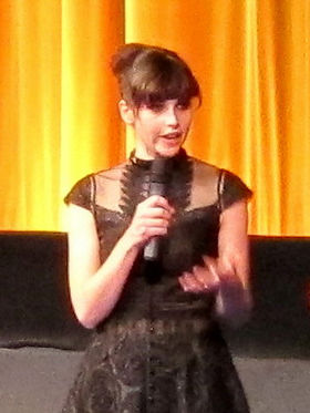 Felicity Jones at the London Film Festival 2011.jpg