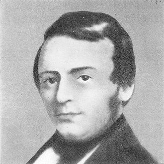 Ferdinand Ritter von Hebra - Image: Ferdinand von Hebra (1816 1880) young