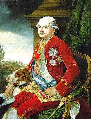Third Treaty of San Ildefonso - Image: Ferdinando de Parma 1