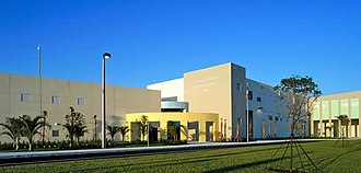 John A. Ferguson High School - Image: Ferguson High Miami