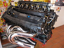 This Ferrari 3 0 Litre V12 F1 Engine 1995 Produced 700 Hp 522 Kw At 17 000 Rpm