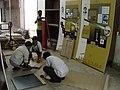Festival Of India Exhibition In Bhutan 2003 Preparations - NCSM - Kolkata 2003-09-15 00170.JPG
