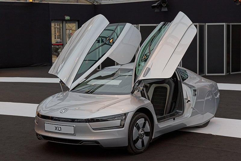 The Efficient Volkswagen 300 Mpg Vehicle
