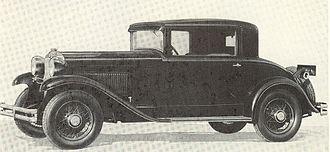 Fiat 521 - Fiat 521 C Coupe-Spider (1928)