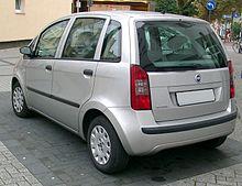 Fiat Idea rear 20071102.jpg