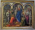 Filippo lippi, pala barbadori, 1437, da s. spirito a firenze, 01.JPG