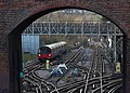 Finchley Central tube station MMB 05 1995 Stock.jpg