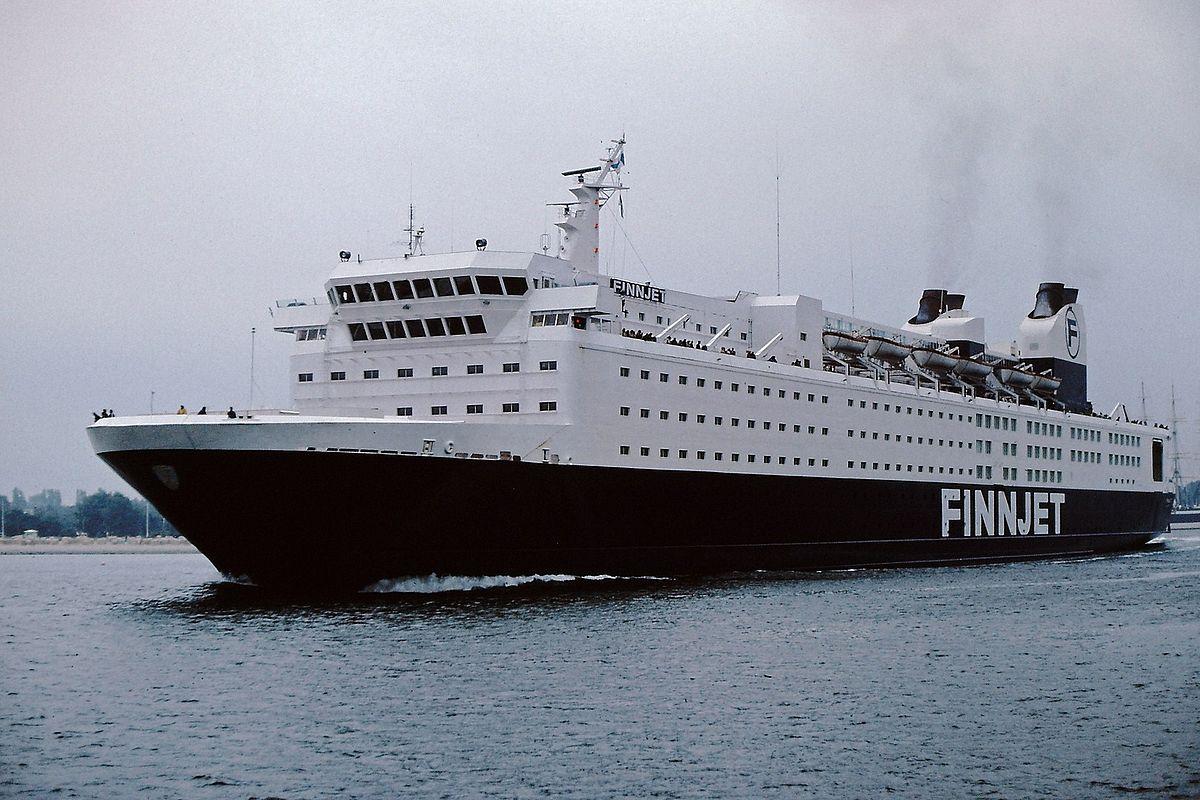 GTS Finnjet - Wikipedia