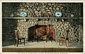 Fireplace in Dining Room, Pocono Manor (NBY 24130).jpg