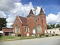 First African Missionary Baptist Church (SW corner), Bainbridge.JPG
