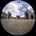 "Fisheye lenses - Canon 8-15 ""Shah Mosque Isfahan, Iran لنز فیش ای 8-18 کانن، مسجد شاه اصفهان.jpg"
